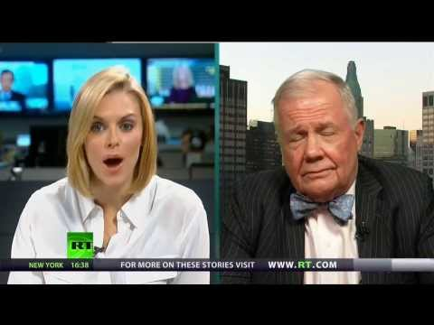 "[20] Jim Rogers Says ""Abolish the Fed and Resign"""