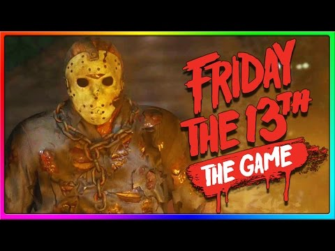 FRIDAY THE 13TH GAME BETA GAMEPLAY! (Jason Gameplay)