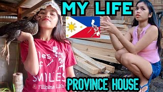 My Life in the Province of Philippines | My House in Mindanao | My Daily Life in Philippines