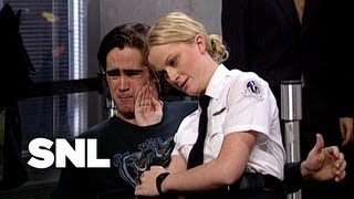 Airport Security Search - Saturday Night Live