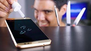 ESTE LÍQUIDO PROTEGE TU TELÉFONO ¿Será verdad?