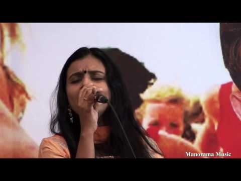 Ponveene - Sithara Singing During Audio Release Function Of Rasputin video
