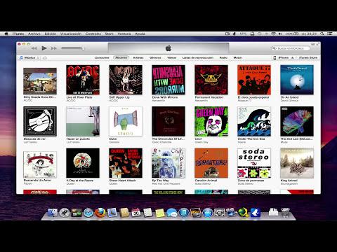 Como sincronizar un iPhone, iPod o iPad con iTunes (Música, Videos, Fotos, Apps, etc.)
