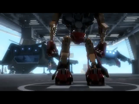 LEGO Hero Factory CGI - 94 sec.