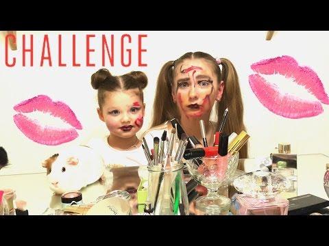 Челлендж Макияж  Make up Challenge