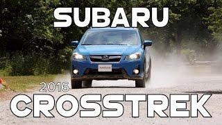 2016 Subaru Crosstrek Review
