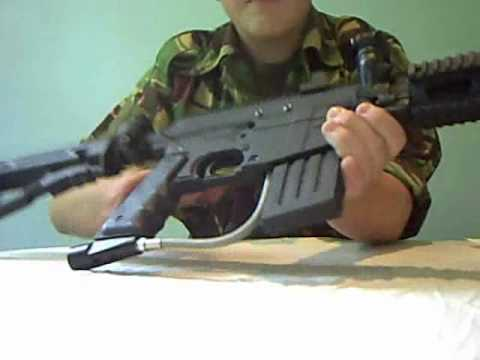 Review of the Tippmann Sierra One (Project Salvo)