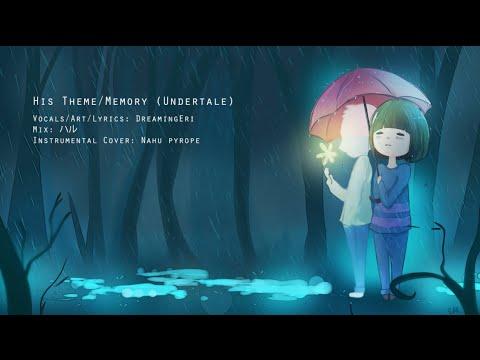 【vocal cover】His Theme   Undertale【avieri】