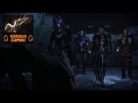 Serious Gaming - Mass Effect 2: Walkthrough - Part 21: Dossier: Tali 1/2 [Insanity]