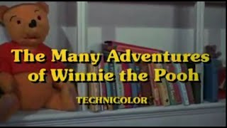 Many Adventures of Winnie the Pooh - Disneycember