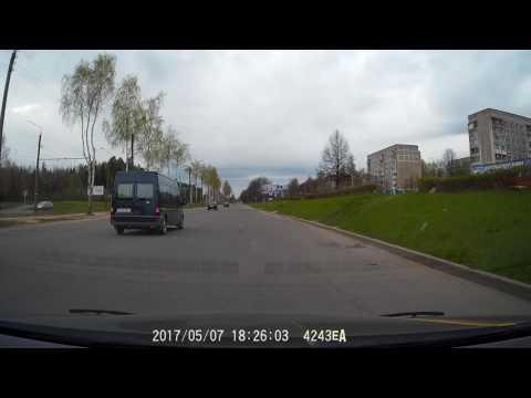 Авария в Новополоцке ...