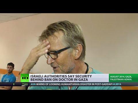 Norwegian doc's Gaza ban: Spells 'trouble for Israeli govt'