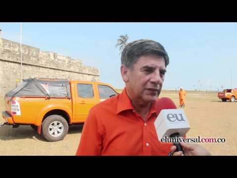 Video: Defensa Civil estrena equipos en la VI Cumbre de las Américas