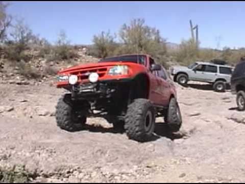 Ford Explorer 4x4 Arizona 2002 Video