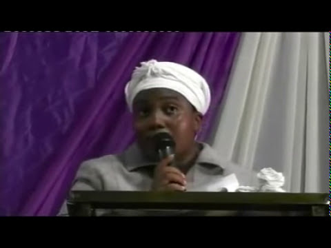 Linda Ngaujah Testimony of Heaven And Hell On Friday February 15 2013