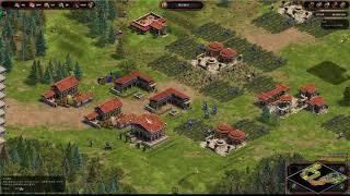カエサルとポンペイウスの決戦 Age of Empires: Definitive Edition