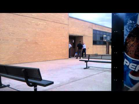GIRL GETS ARRESTED AT SCHOOL