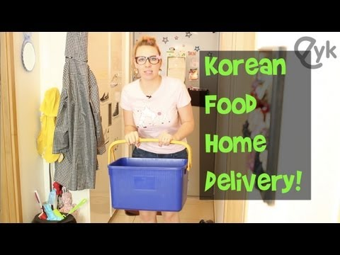 Korean Food Delivery