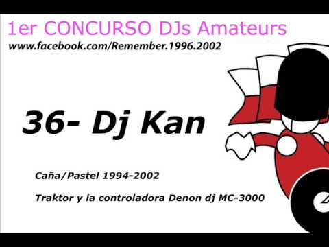 Finalista Concurso Djs Amateurs: Dj Kan video