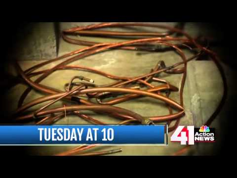 The real cost of copper theft