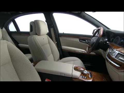 Officially Interior New Mercedes S600 2010