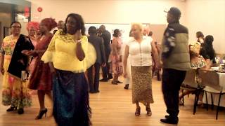 EFIK STAR OF CALABAR NIGERIAN  DANCE IN USA Prt 4 BY CHIEF KOOFFREH TOP USA MUSIC STAR