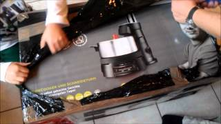 Philips Home Cooker Unboxing