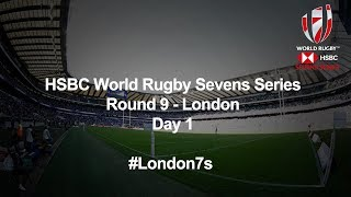 HSBC World Rugby Sevens Series 2019 London Day 1