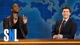 Weekend Update: Jay Pharoah on Katt Williams and Kevin Hart