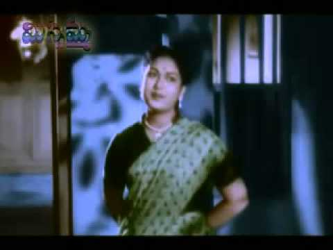 Old telugu Colorization NTR Savitris Missamma Song