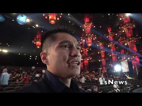 Joet Gonzalez When Did The Beef Start With Shakur Stevenson EsNews Boxing
