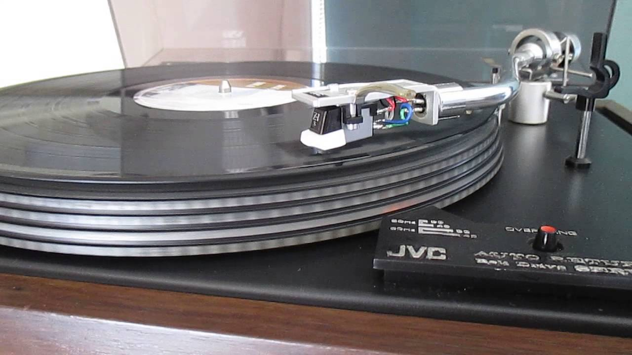 Turntable Vintage Ebay Jvc Jl-a3 Turntable on Ebay