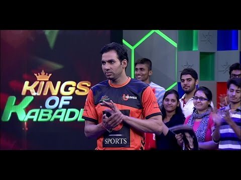 Kings of Kabaddi: Anup Kumar