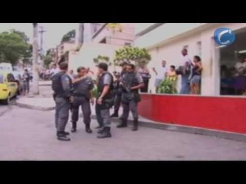 La policía brasileña mata a 14