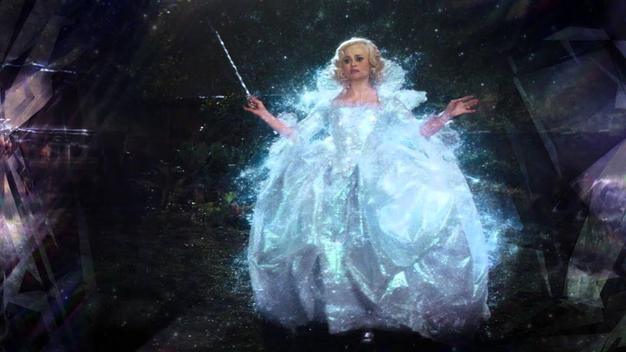 Cinderella 2015 Blu-ray
