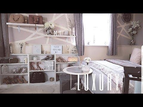 Luxury Bedroom Tour : Upgraded & Updated