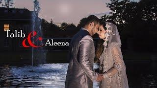 Pakistani Wedding Video Highlights l London l UK l 2016 l Talib & Aleena