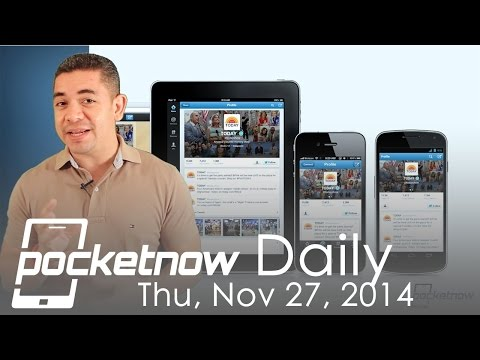 Twitter app tracking, OnePlus Store, Gear VR 2 & more - Pocketnow Daily