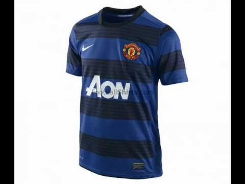 All Manchester United kits for the upcoming 2011/12 season