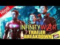Avengers: Infinity War - Big Game Spot Trailer Breakdown [Explained In Hindi] MP3