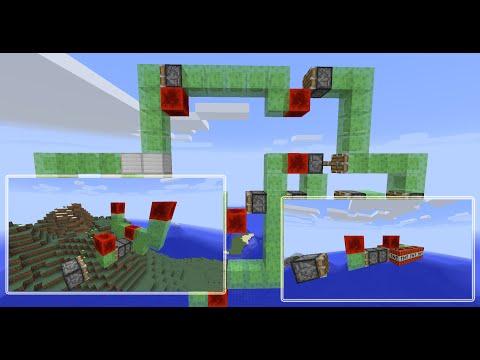 Бомбардировщик без модов Механизмы Minecraft 1.8 серия 32