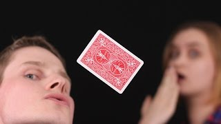 TRICKS WITH CARDS , WE