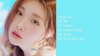 Download Lagu [Full Album] CHUNG HA – Blooming Blue (Mini Album) Gratis STAFABAND