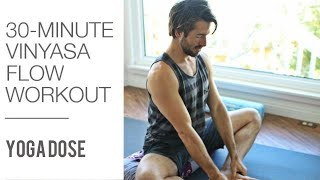 Vinyasa Flow Workout - 30 Min