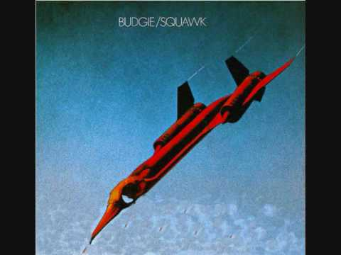 Budgie - Rolling Home Again