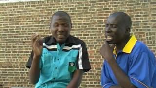 LUCKY CHIKUWA & THE Z.C.C MBUNGO STARS zvainge zvakaoma Part 2 (OFFICIAL  VIDEO)