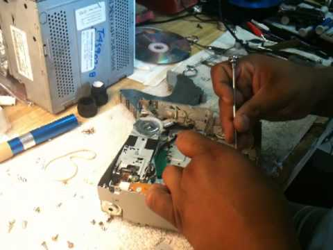 6CD chenger repair