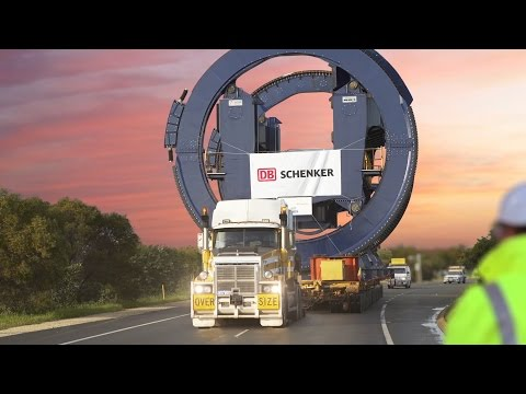 DB Schenker Australia / New Zealand -  Oil and gas logistics