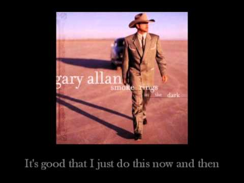 Gary Allan - Bourbon Borderline