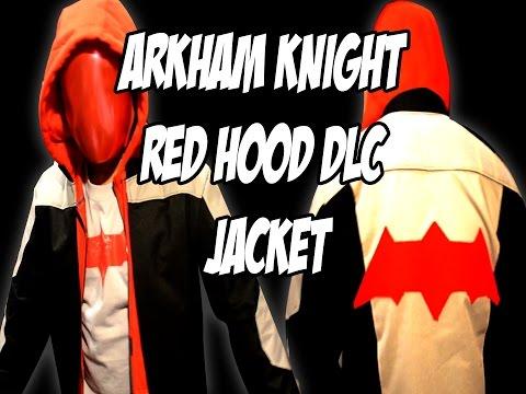 Red Hood DLC  Batman Arkham Knight How to DiY Jacket